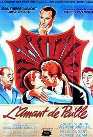 L'amant de paille Poster