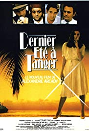 Last Summer in Tangiers Poster