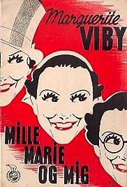 Mille, Marie og mig Poster