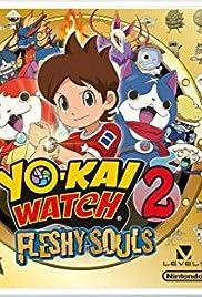Yo-kai Watch 2: Honke Poster