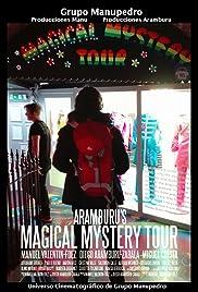 Aramburu's Magical Mystery Tour Poster
