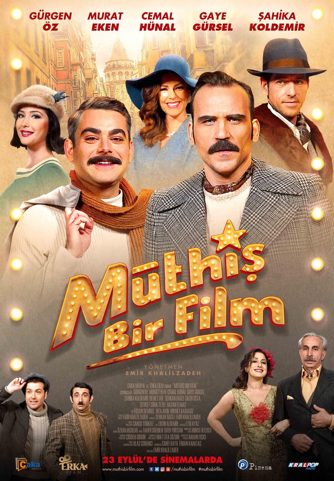 Müthiş Bir Film  izle