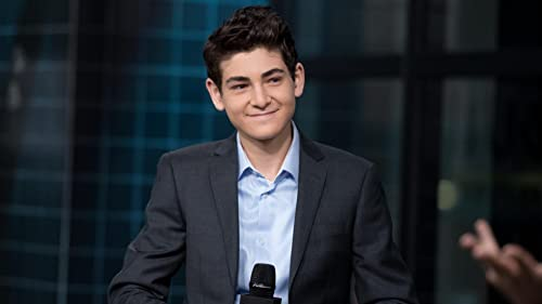 BUILD: David Mazouz on Playing Gotham's Complex Character Of Bruce Wayne