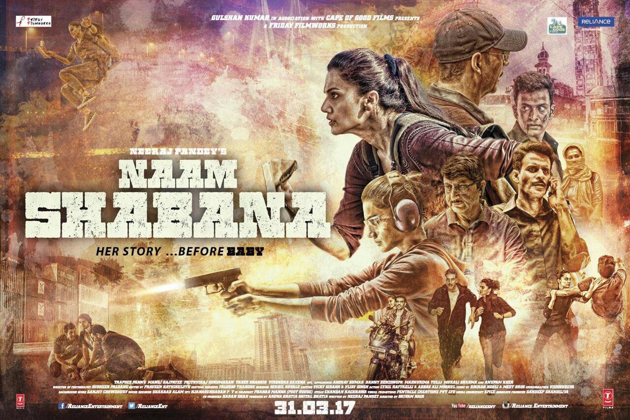 Naam Shabana (2017), Online Subtitrat