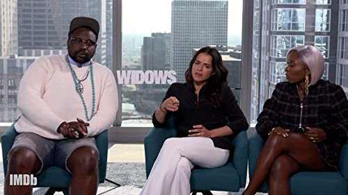 """Rodriguez Found Strength in the """"Soft Power"""" of 'Widows'"""