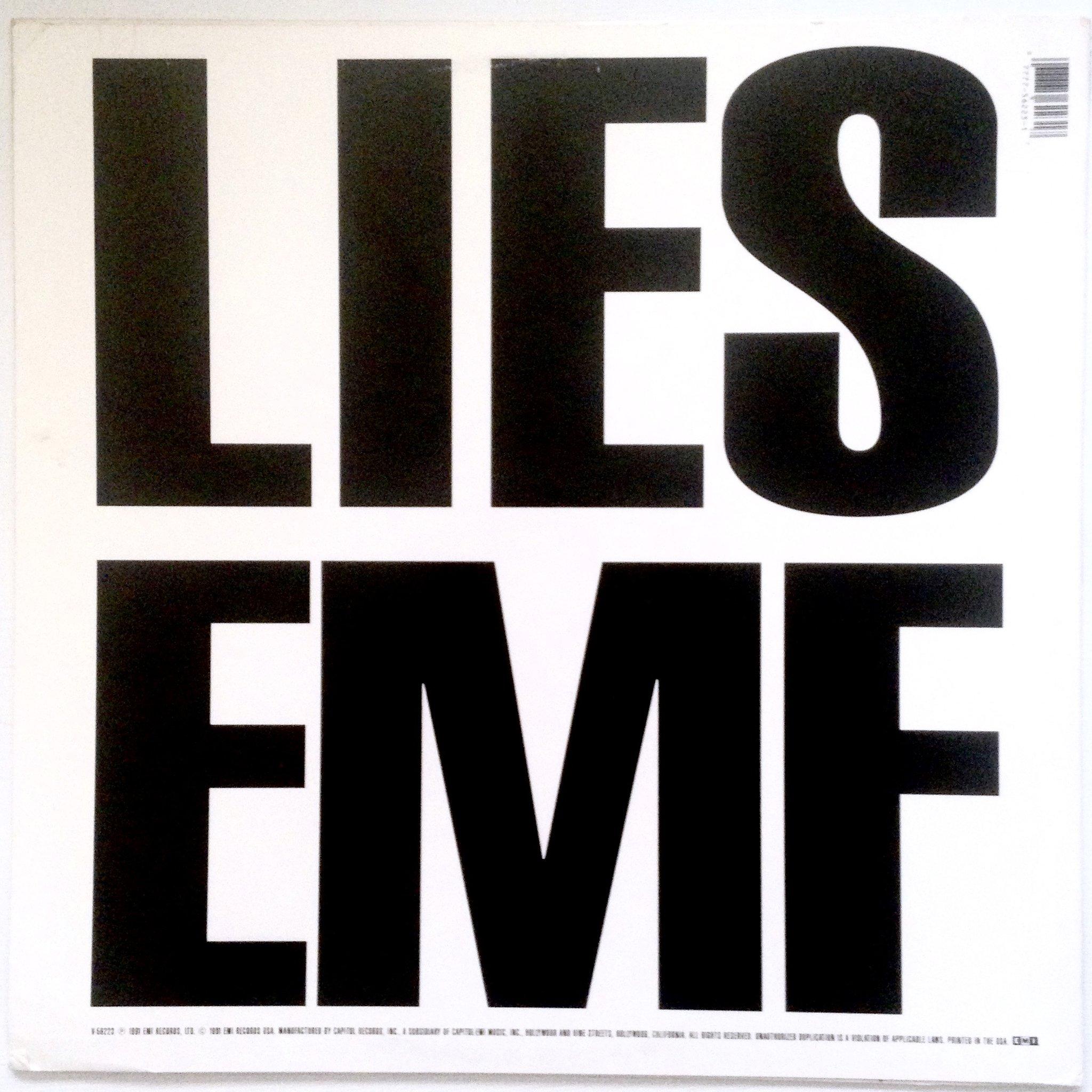EMF: Lies (Video 1991) - IMDb