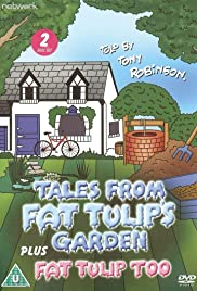 Tales from Fat Tulip's Garden Poster