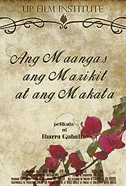 Ang maangas, ang marikit, at ang makata Poster