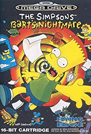 The Simpsons: Bart's Nightmare(1992) Poster - Movie Forum, Cast, Reviews