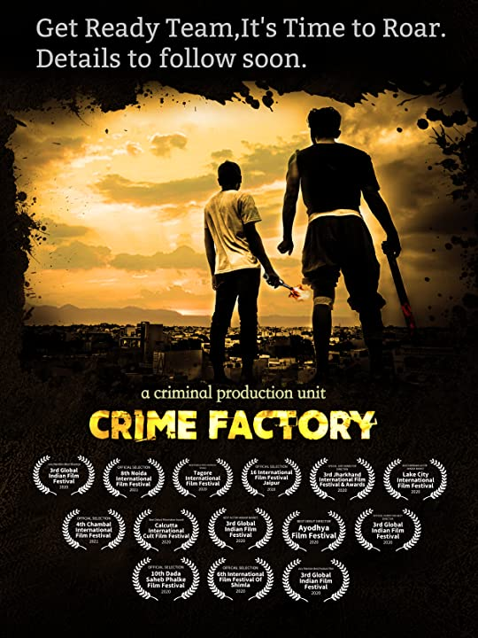 Crime Factory 2021 Hindi Movie 720p | 480p HDRip ESub 400MB | 800MB Download