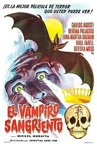 El vampiro sangriento Poster - Movie Forum, Cast, Reviews
