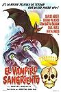 El vampiro sangriento (1962) Poster