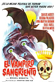El vampiro sangriento (1962) Poster - Movie Forum, Cast, Reviews