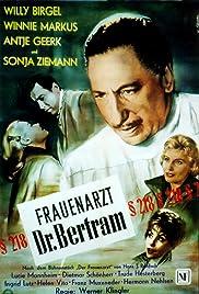 Frauenarzt Dr. Bertram Poster