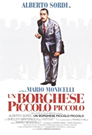Un borghese piccolo piccolo (1977) Poster - Movie Forum, Cast, Reviews