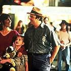 Dan Aykroyd, Jamie Lee Curtis, and Anna Chlumsky in My Girl (1991)