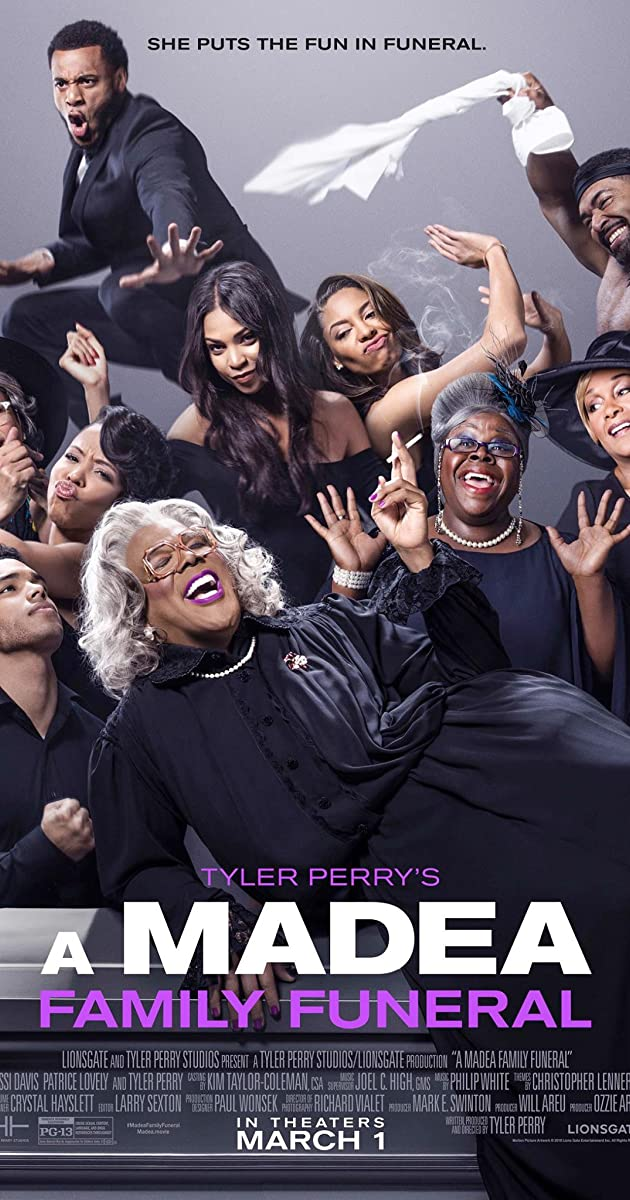 A Madea Family Funeral (2019) - Full Cast & Crew - IMDb