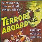 Shirley Grey, John Halliday, Neil Hamilton, Charles Ruggles, and Verree Teasdale in Terror Aboard (1933)