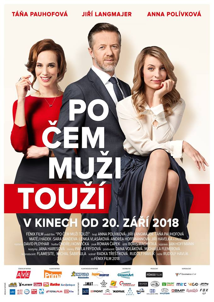 Po cem muzi touzí (2018)