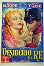 The King Steps Out (1936) Poster