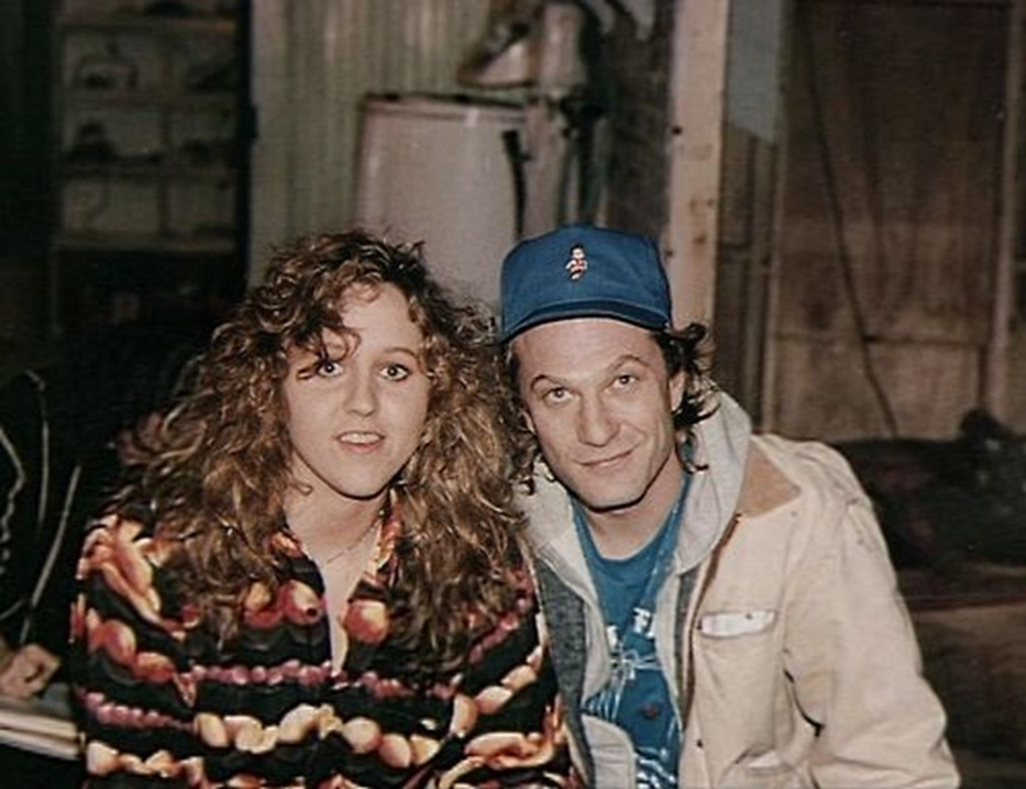 Ted Levine and Brooke Smith in The Silence of the Lambs (1991)