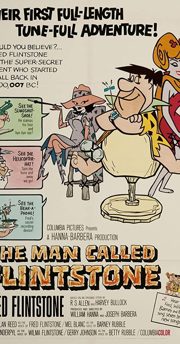 The Man Called Flintstone (1966) Subtitles