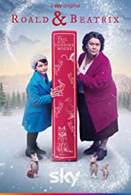 Dawn French and Harry Tayler in Roald & Beatrix: The Tail of the Curious Mouse (2020)