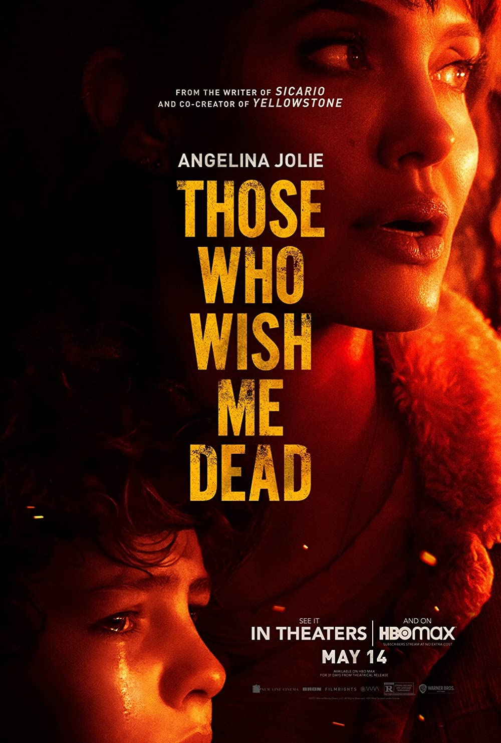 Those Who Wish Me Dead 2021 English 304MB HDRip ESub Download