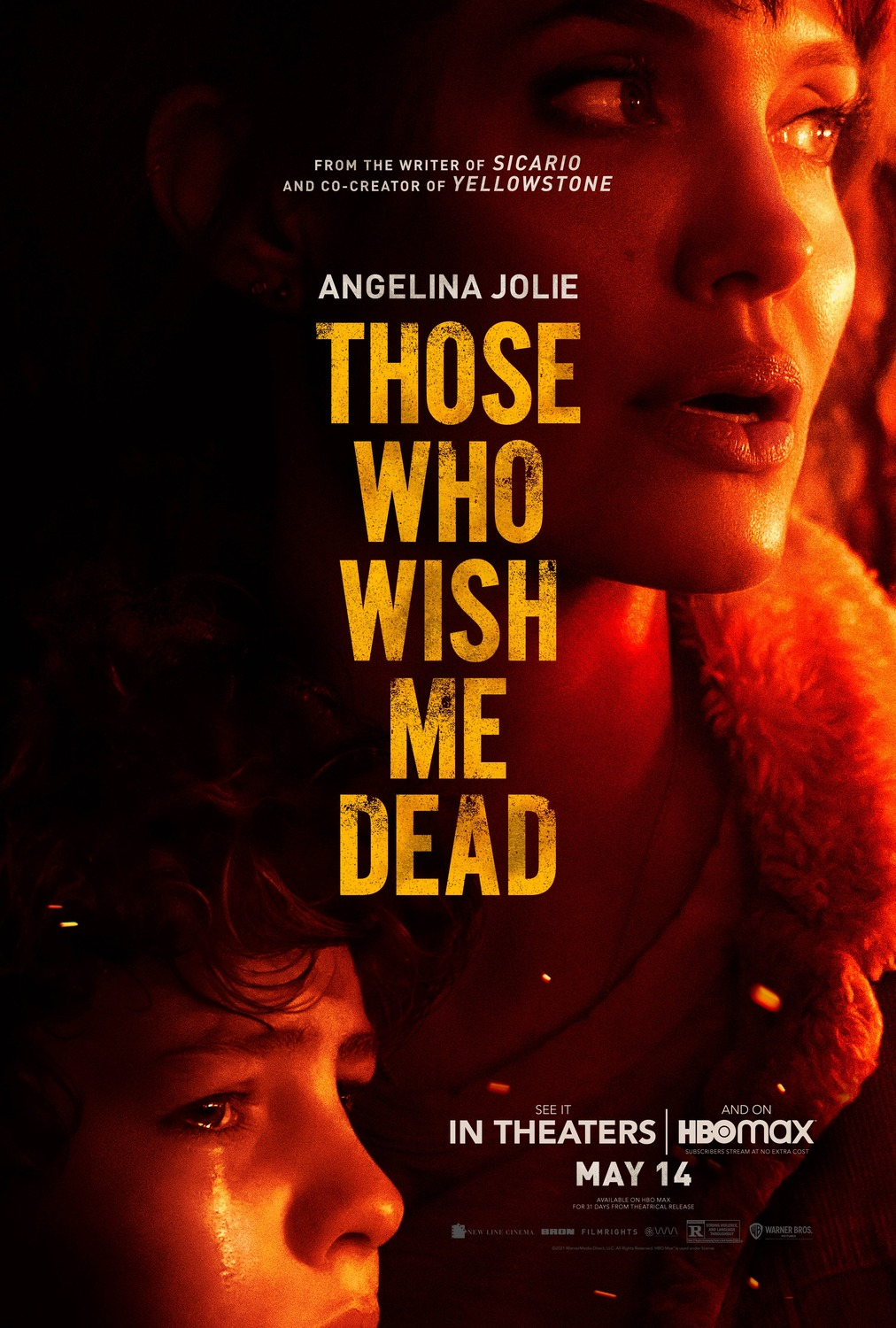 Angelina Jolie in Those Who Wish Me Dead (2021)