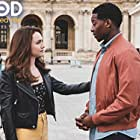 Violett Beane and Brandon Micheal Hall in From Paris with Love (2019)