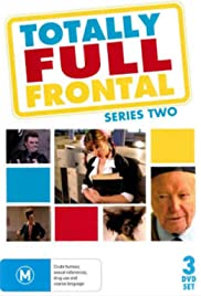 Totally Full Frontal Poster
