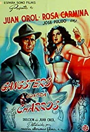 Gángsters contra charros Poster