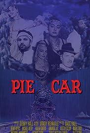 Pie Car Poster