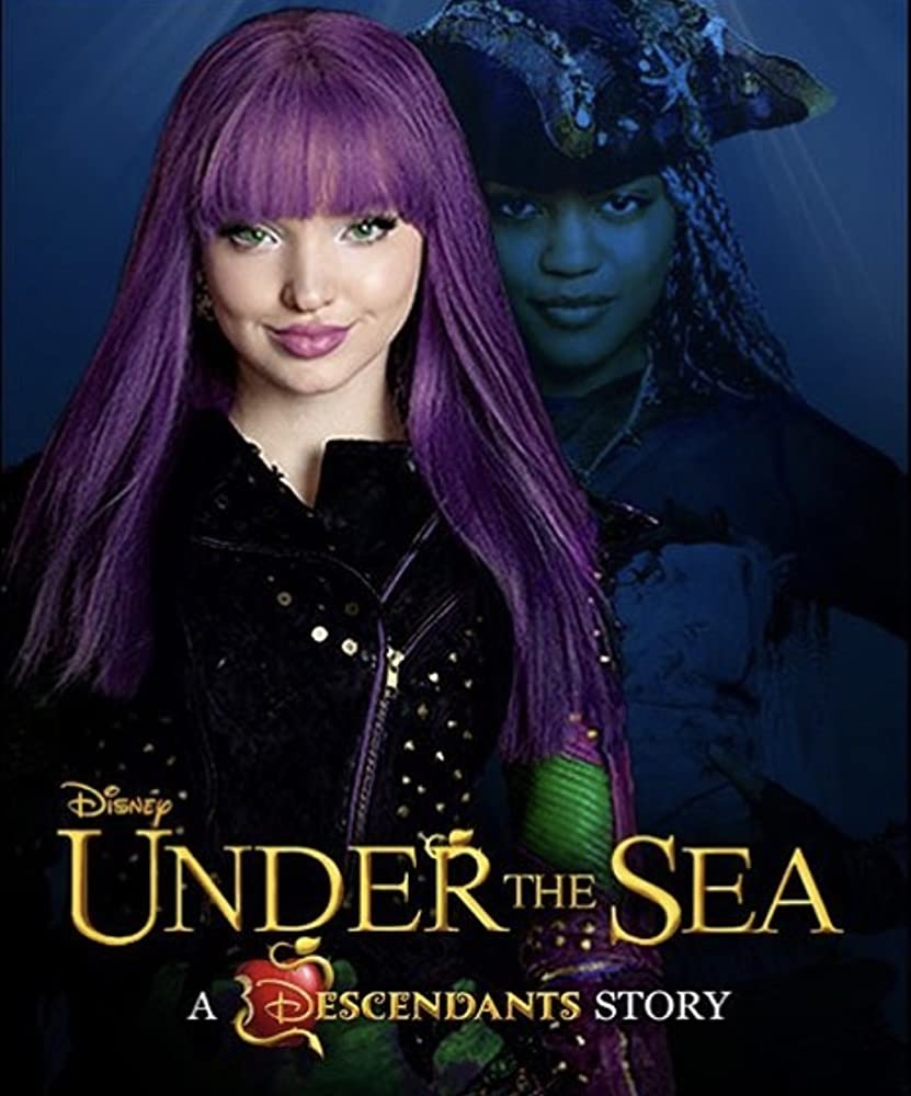 China Anne McClain and Dove Cameron in Under the Sea: A Descendants Story (2018)