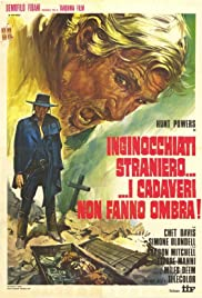 Stranger That Kneels Beside the Shadow of a Corpse Poster