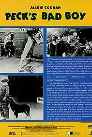 Jackie Coogan, Raymond Hatton, Doris May, and Wheeler Oakman in Peck's Bad Boy (1921)