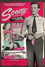 Katharine Hepburn, Spencer Tracy, Ava Gardner, Rock Hudson, and Lana Turner in Scotty and the Secret History of Hollywood (2017)