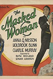 The Masked Woman Poster