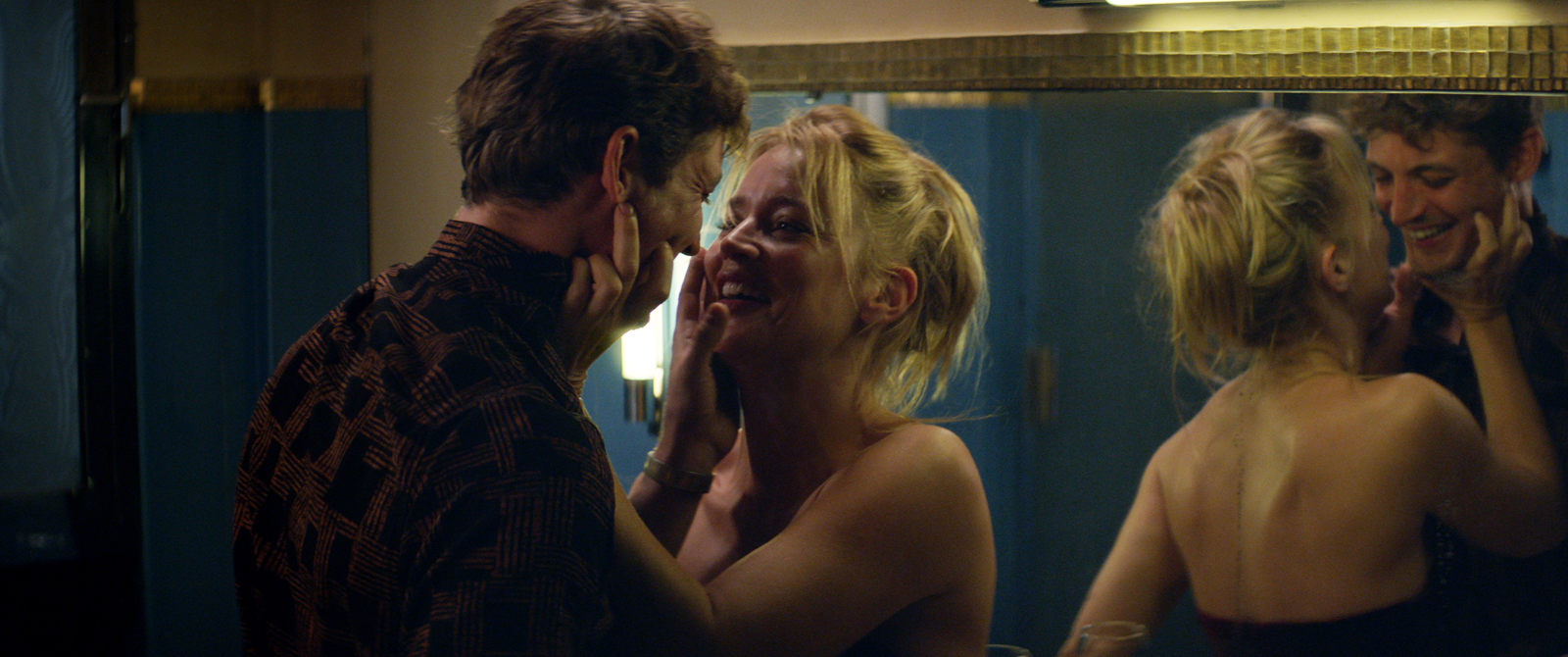 Virginie Efira and Niels Schneider in Sibyl (2019)