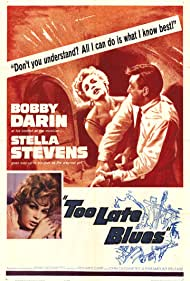 Too Late Blues (1962) Poster - Movie Forum, Cast, Reviews