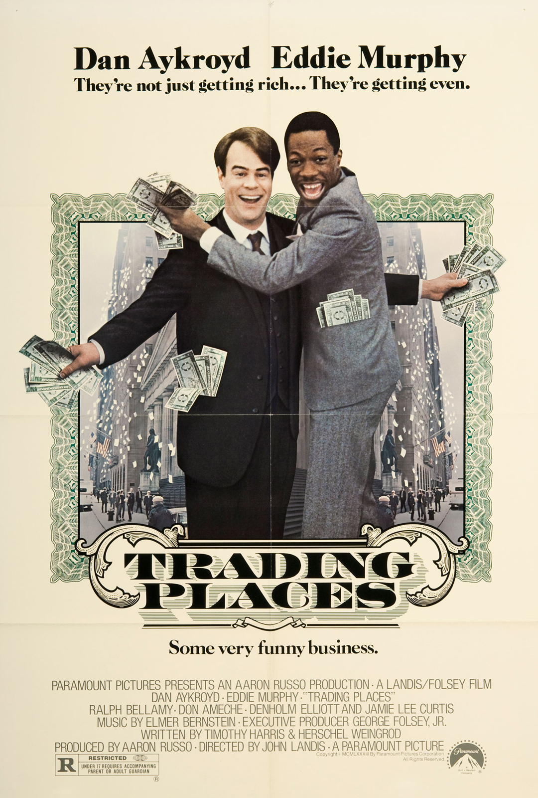 trading places sequel