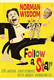 Jerry Desmonde and Norman Wisdom in Follow a Star (1959)