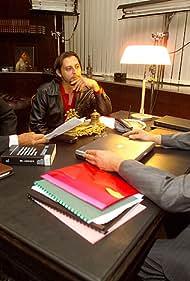 Michal Docolomanský and Lukás Latinák in Rodinné tajomstvá (2005)
