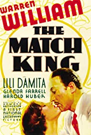 The Match King(1932) Poster - Movie Forum, Cast, Reviews