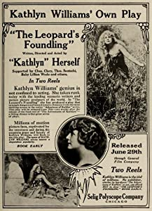 New free english movies downloads The Leopard's Foundling [Mpeg]