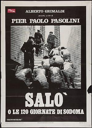 Salò or the 120 Days of Sodom (1975)