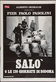 Watch Full HD Movie Salò, or the 120 Days of Sodom (1975)