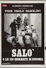 Primary photo for Salò, or the 120 Days of Sodom