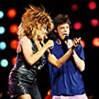 Mick Jagger and Tina Turner in Live Aid (1985)