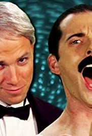 Frank Sinatra vs. Freddie Mercury Poster